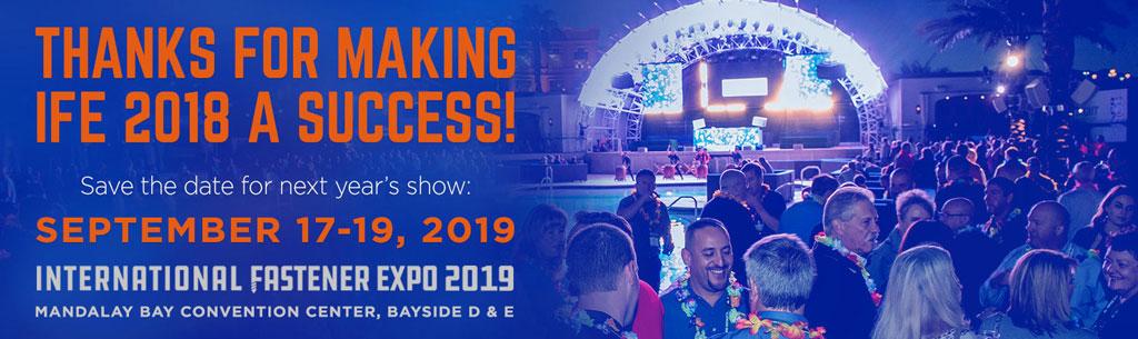 International Fastener Expo