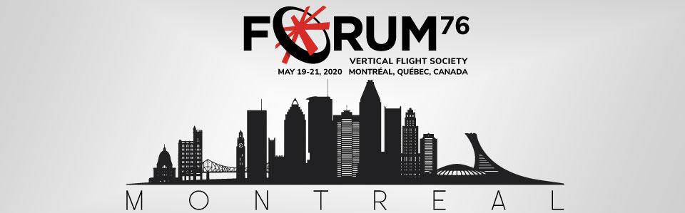 Vertical Flight Society Forum 2020
